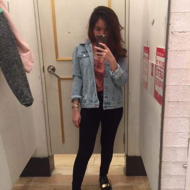 For Sell Original Forever21 Jeans Jacket