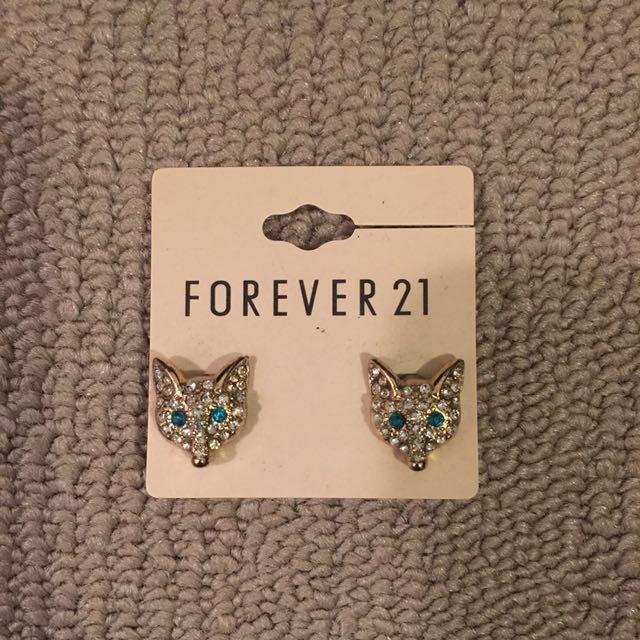 Forever 21 Ear Rings