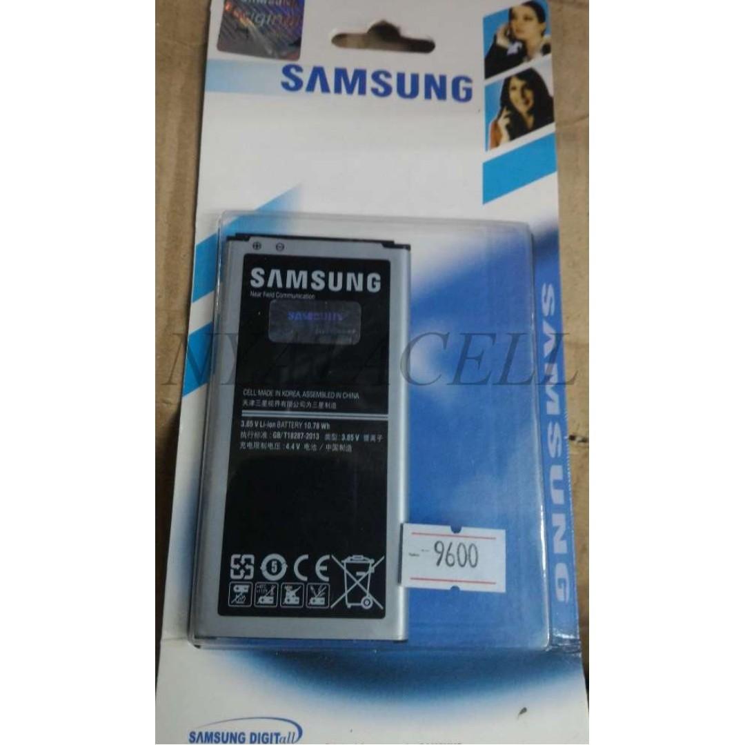 Galaxy S5 Ori Batre/Baterai Samsung Original 99% Ori G900, Telepon Seluler & Tablet, Aksesoris Tablet & Handphone di Carousell