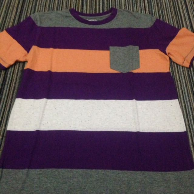 Gap kids Tee (STRIPPED MULTI COLOR)
