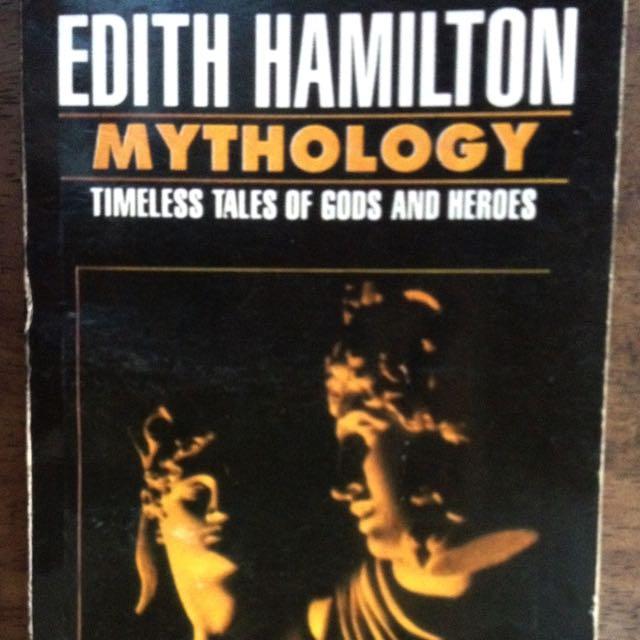 Greek Mythology by Edith Hamilton