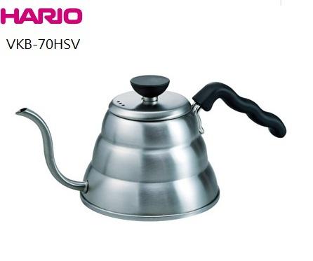 HARIO 新款雲朵不銹鋼細口壺700ML 台灣區限定版 輕巧方便