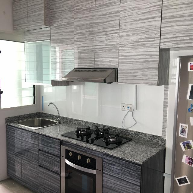 HDB BTO 3 Room Renovation Package Home Furniture On Carousell. 3 Room Hdb  Kitchen Renovation