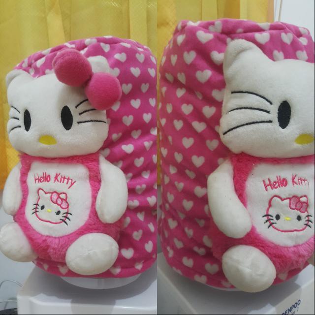 Hello Kitty Dispenser Cover