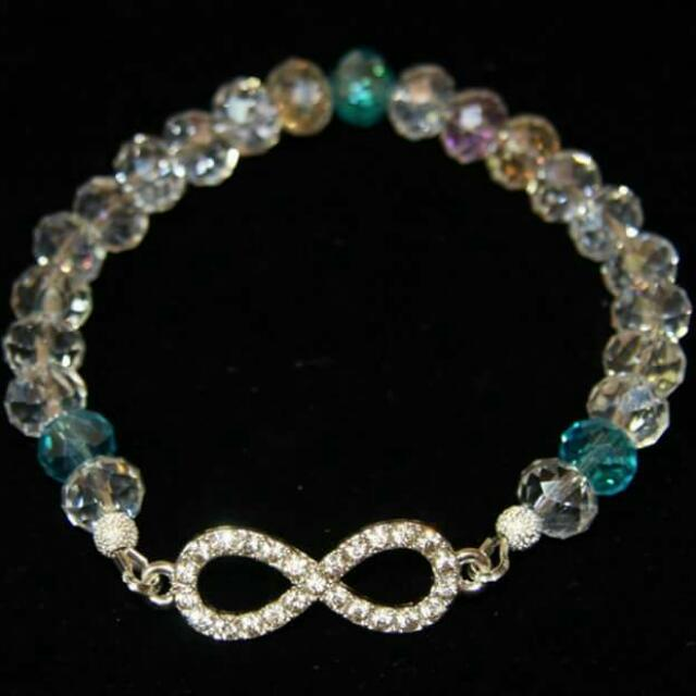 Infinity Bracelet's
