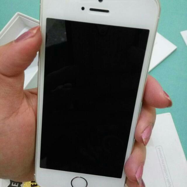Iphone 5s - Lock Icloud