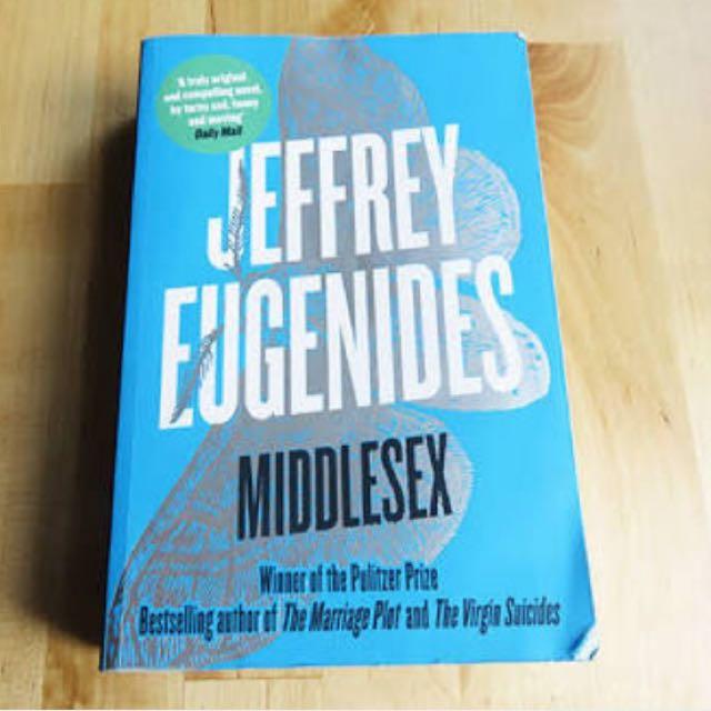 Jeffery Eugenides - Middlesex