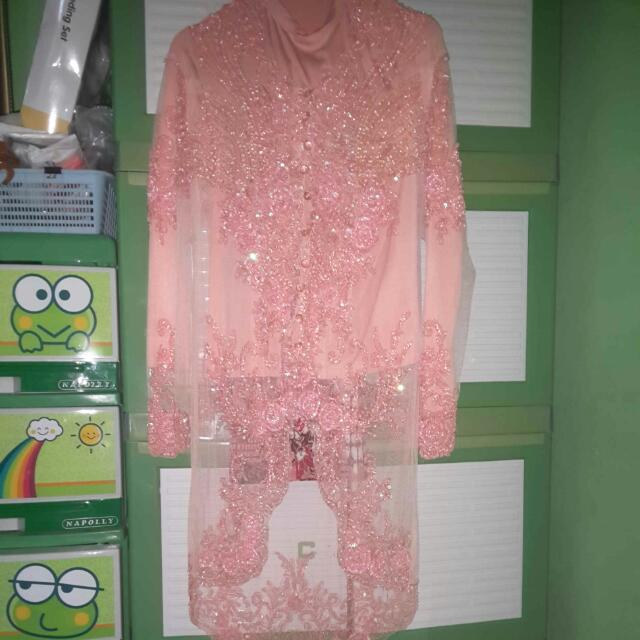 [2nd] Kebaya Full Payet Salem