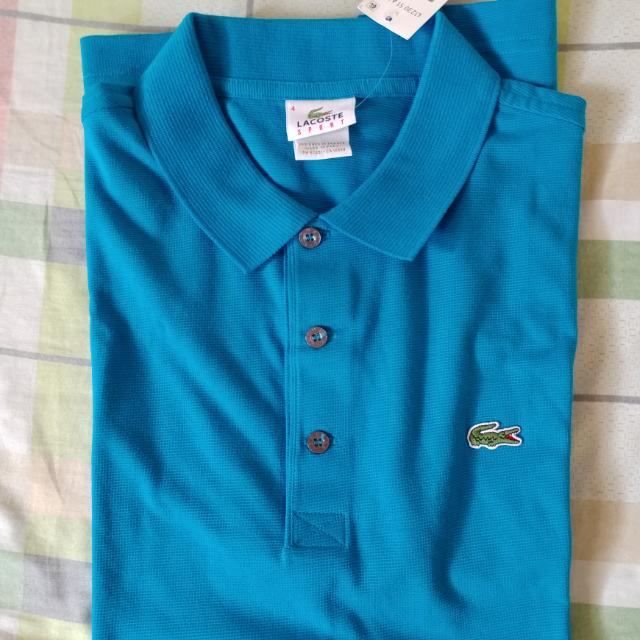 Lacoste Sports Polo Shirt Size 4