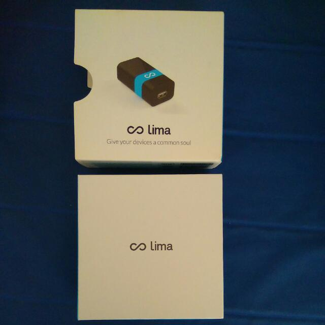 LIMA Wireless Storage