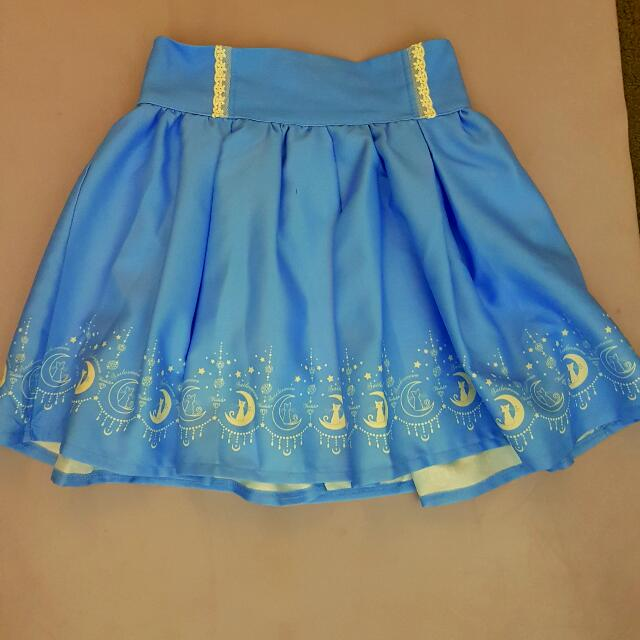 Liz Lisa Sailor Moon Skirt