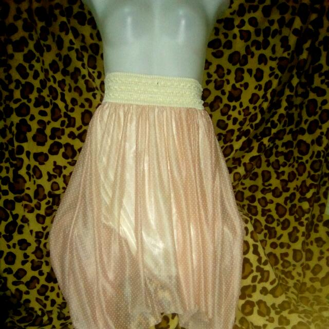 Longback Skirt