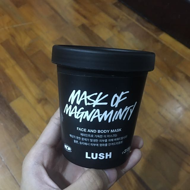 Lush Mask of Magnaminty 315 gr