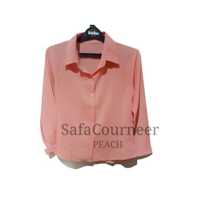 SALE Lyla Basic Shirt