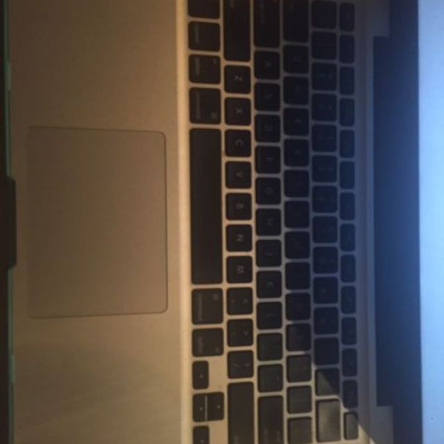 MacBook Pro 2012 (new Hard Drive)