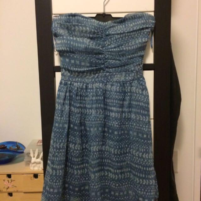 Mango Summer Dress