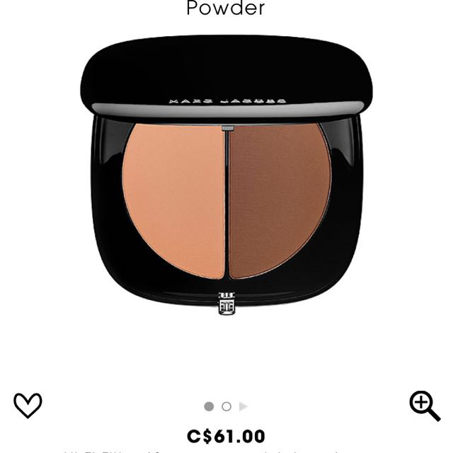 Marc Jacobs Instamarc Light Filtering Contour Powder
