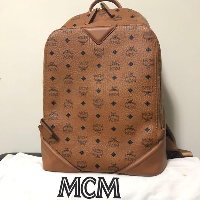 MCM Duke 後背包