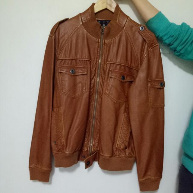 Medasi Leather Jacket