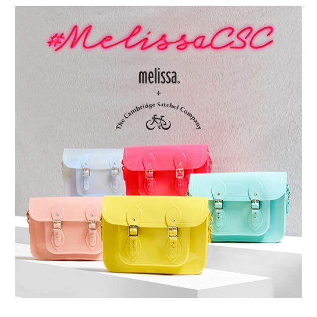 Melissa X The Cambridge Satchel Company Bag - Pink