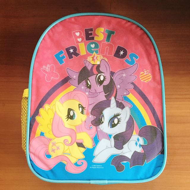My Little Pony Toddler Backpack