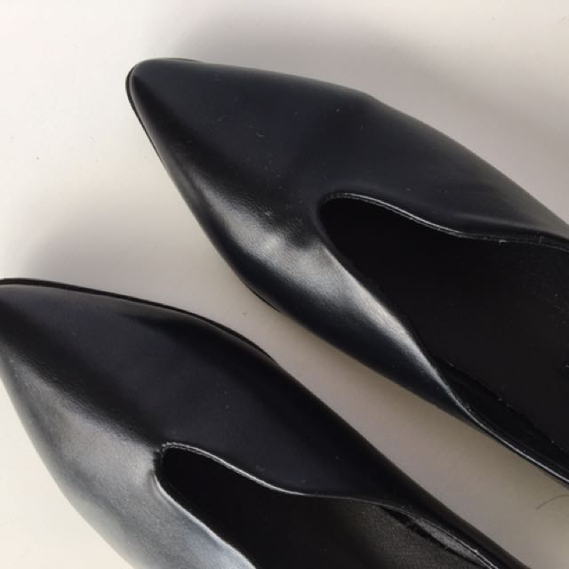 New Pointed Shoe 37