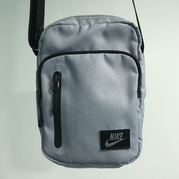 Nike Gray Sling Bag f1cdc401e
