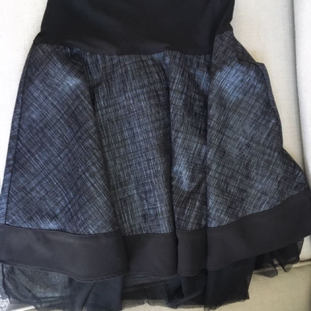 One Of A Kind Skirt From Dinh Ba Size S