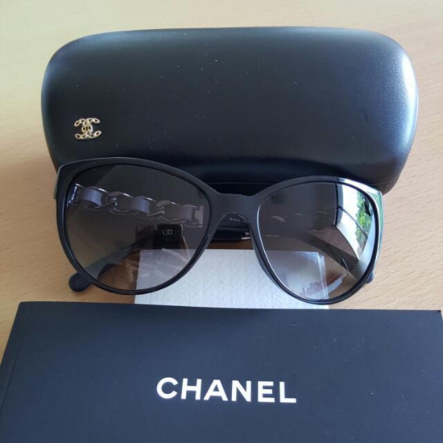 Original Chanel Sunglasses