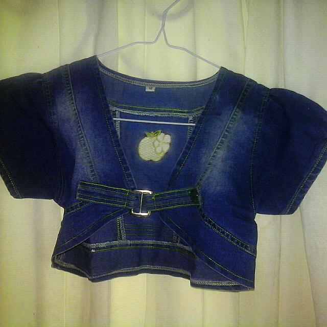 Outer Jeans Anak