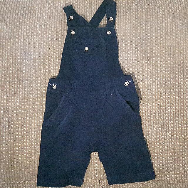 Overall Babyolive Navy