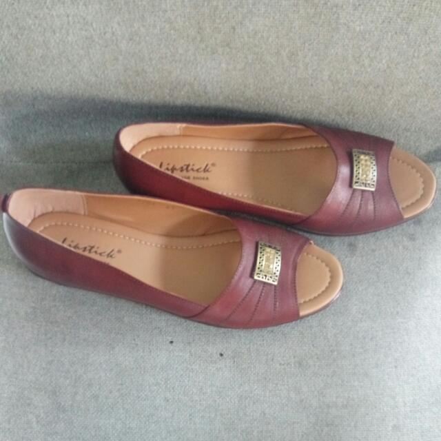 Pantofel Coklat Size 41/42
