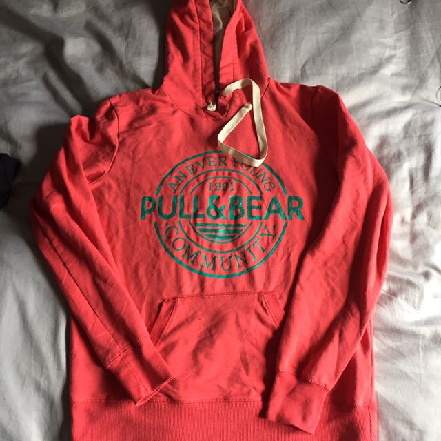 Pink Pull And Bear Sweater