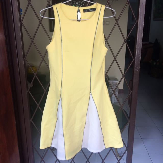Pre❤️ 'Zalora' 2in1 dress