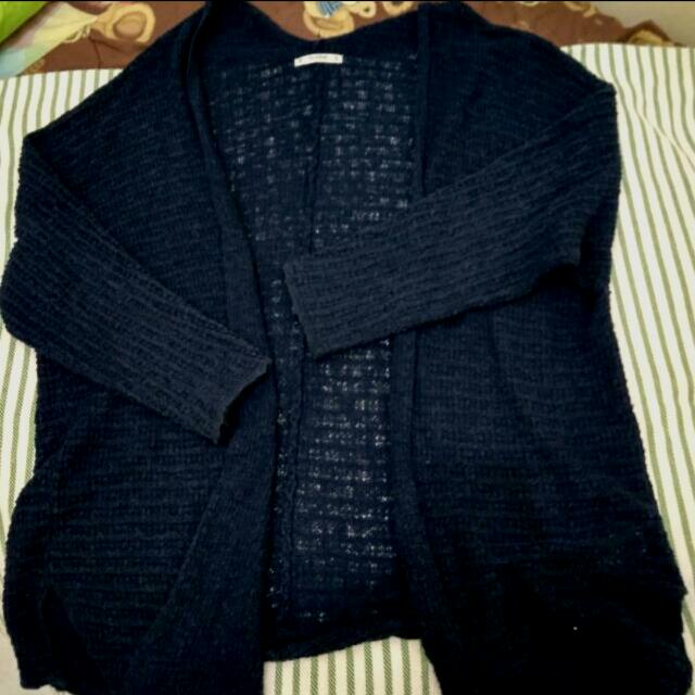 Pull & Bear Knitted Outer