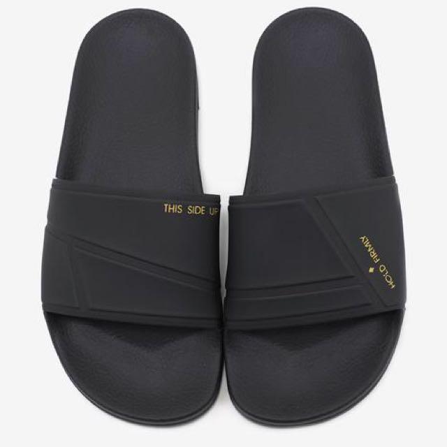 24388e85e27bb Raf Simons X Adidas Adilette Slides