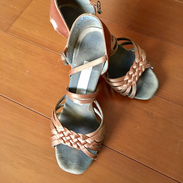 二手rayrose拉丁舞鞋