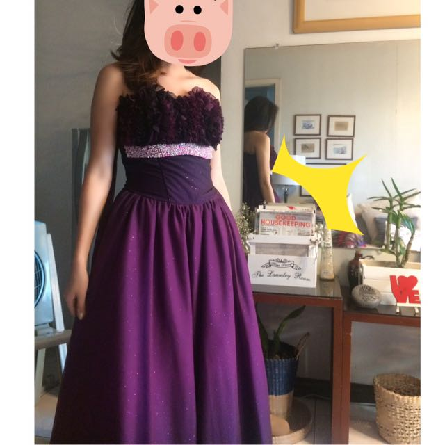 RENT Gown