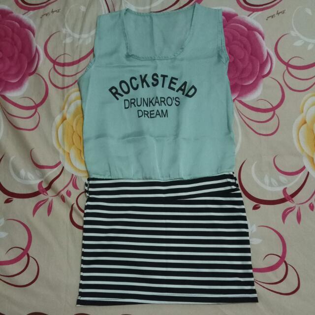 Rock Stead Dress #midnightsale