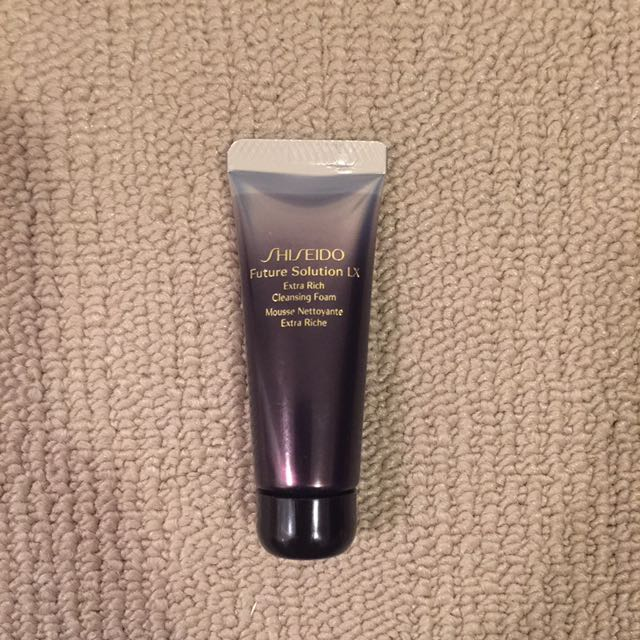 Shiseido Cleansing Form