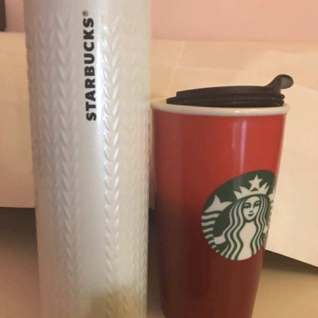 Starbucks Stainless Still 473ml Cup