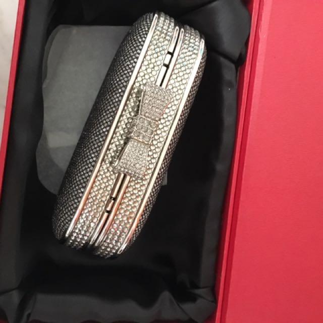 Swarovski Bag for formal Occasions