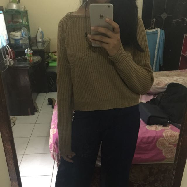 Sweater Mocca