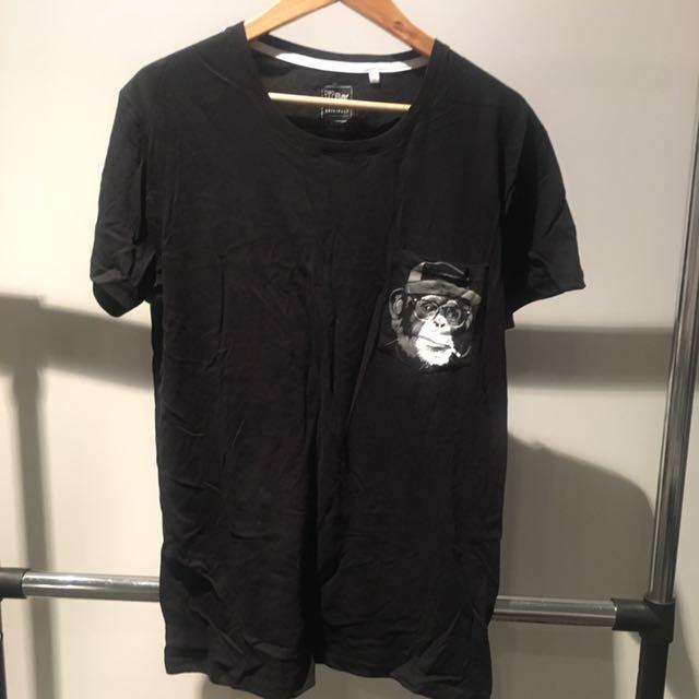 T Bar Gorilla Tshirt