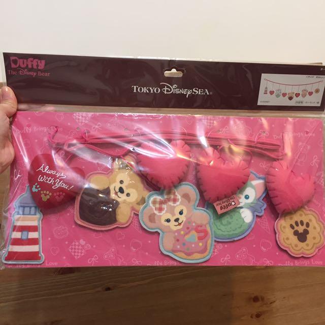 Tokyo Disney Sea Duffy 可愛吊飾