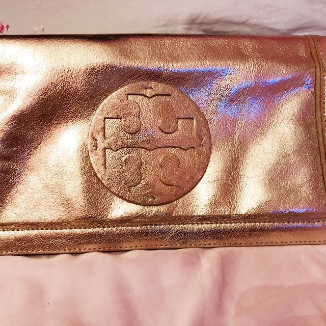 Tory Burch Reva Clutch