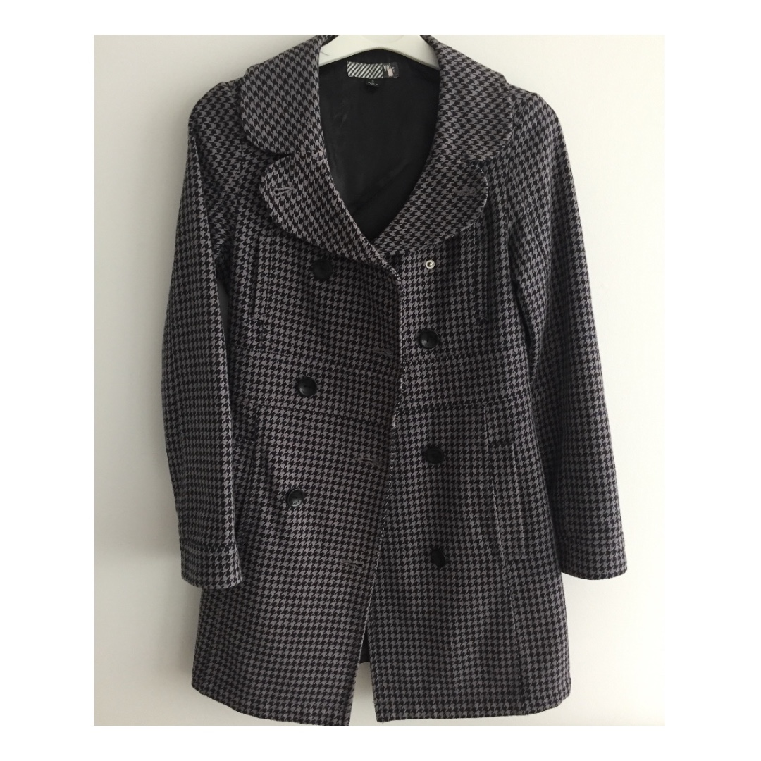 Volcom Houndstooth Coat