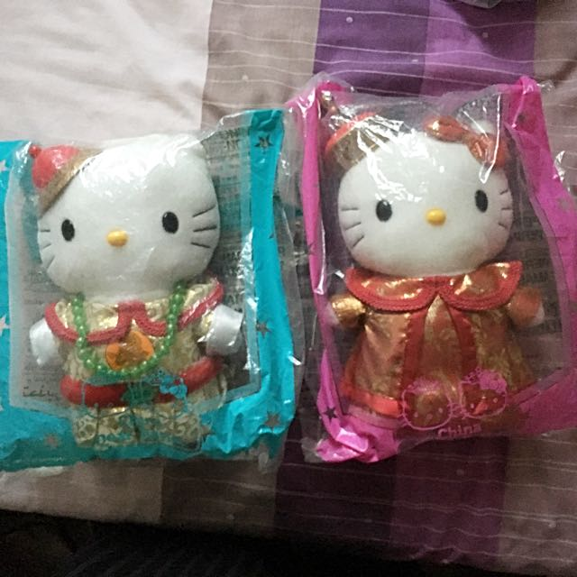 Wedding Hello Kitty Toys