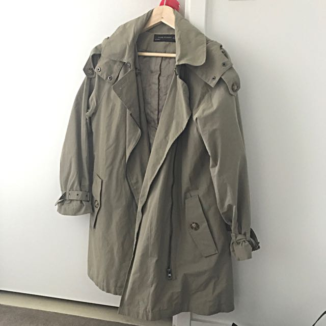 Zara Trench Jacket
