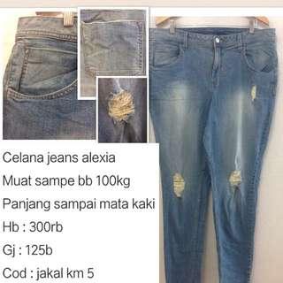Celana Jeans Alexia